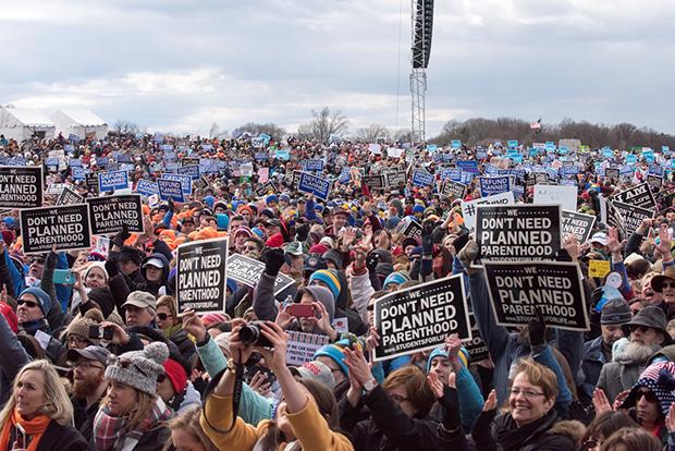[사진=March for Life 홈페이지]