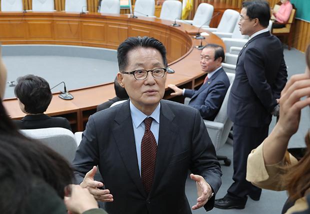 박지원 전 대표[사진=연합뉴스]