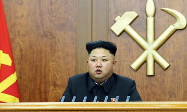 2015.1.1 김정은의 신년사[사진=연합뉴스]