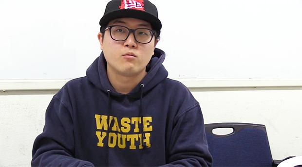 한양대 전 총학생회장 오규민 씨(24)
