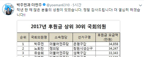 [사진=박주민 의원 트위터 캡처]