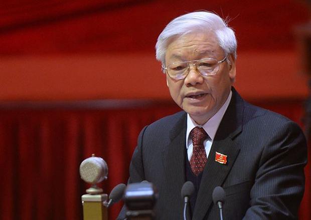 응웬 푸 쫑 공산당 서기장. [사진=연합뉴스]