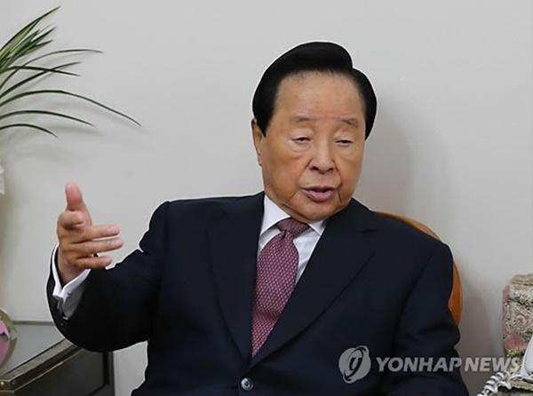김영삼 전 대통령.[사진=연합뉴스]