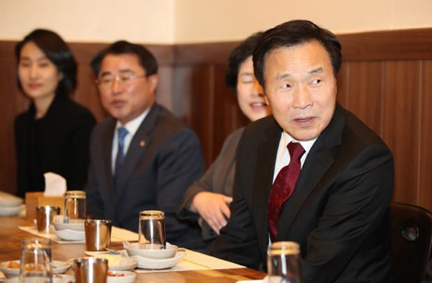 손학규 동아시아미래재단 상임고문[사진=연합뉴스]