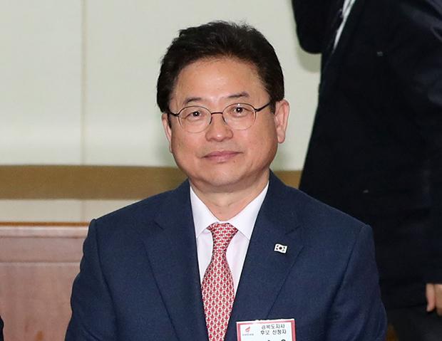 이철우 자유한국당 의원[사진=연합뉴스]
