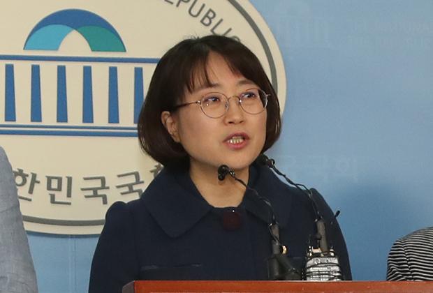 추혜선 정의당 수석대변인[사진=연합뉴스]