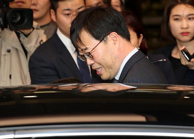 김기식 금융감독원장[사진=한주형기자]