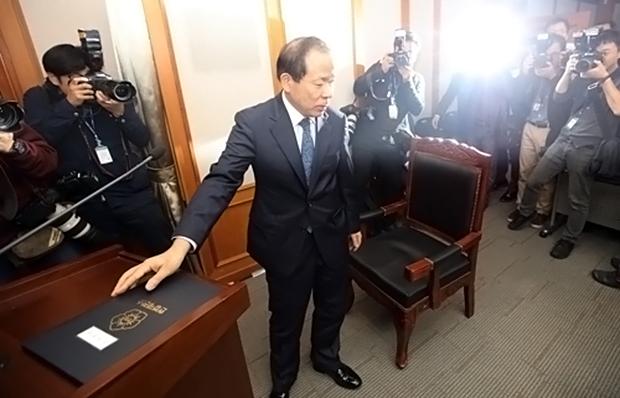 김이수 헌법재판관 [사진=연합뉴스]