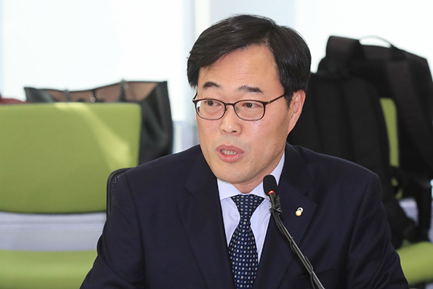 김기식 전 금융감독원장[사진=연합뉴스]