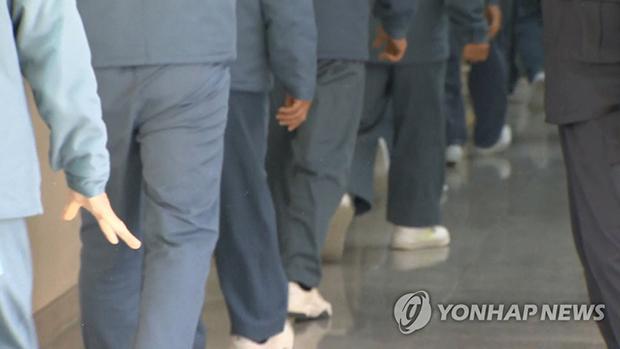 교도소 수형자[사진=연합뉴스]