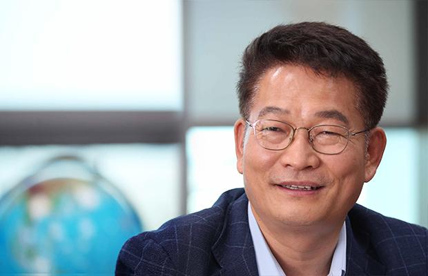 송영길 더불어민주당 의원[사진=김호영기자]