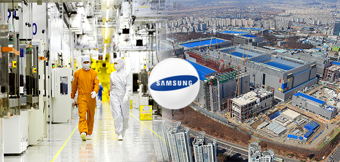 Samsung Elec to cement chip leadership by start 3nm