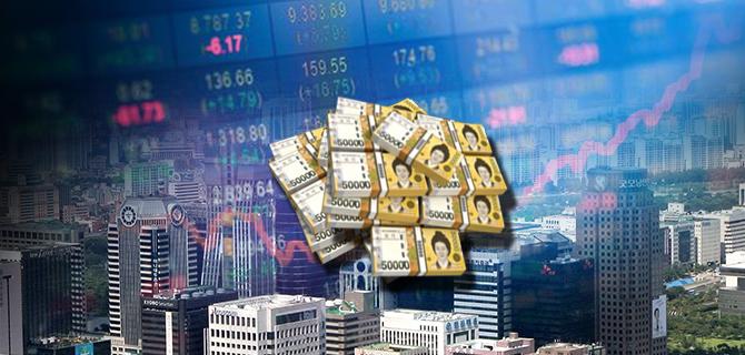 Executives rush to buy treasury shares amid poor Korean stock market