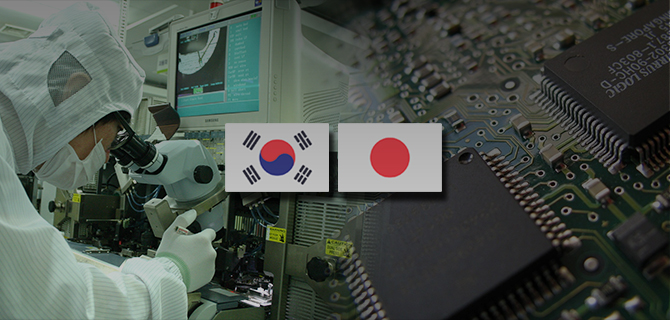 Korea Inc  on its own to weather Japan's export embargo