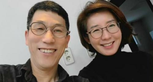 """진중권 만난 나경원 """"편 들어줘 고마웠다"""""""