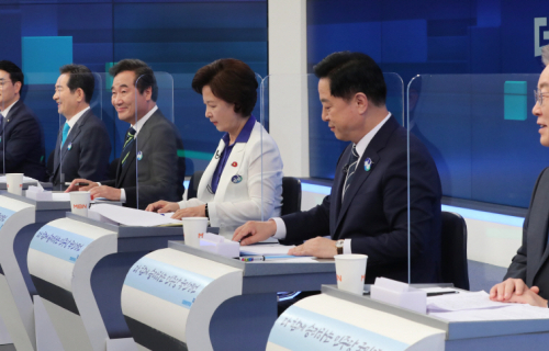 """이재명·이낙연 """"野 대선후보 결국엔 윤석열이 될것"""""""