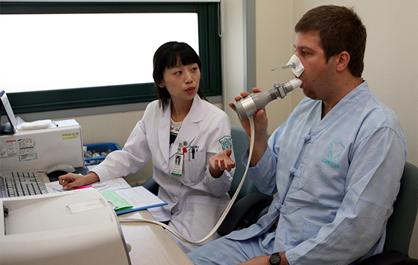 Foreign tuberculosis patients in S  Korea nearly triples in 5 years