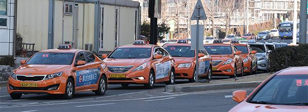 New business models like app-based service force S  Korea's