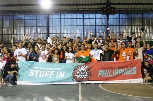 농구용품 전문기업 인사이드 스터프(대표 이강문)가 지난달 23~26일 필리핀 마닐라에서 제 1회 '스터프 농활 in 필리핀'을 개최했다.