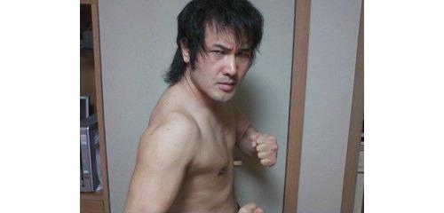 김보성이 공개한 과거 72kg 감량 사진