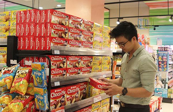 Продажи Choco Pie во Вьетнаме достигли рекорда