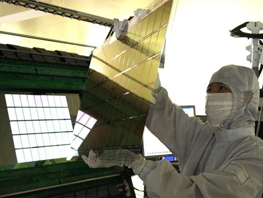 Samsung Display breaks ground for new flexible OLED fab at
