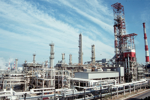 S  Korea's exports of petrochemical products reach all-time high in