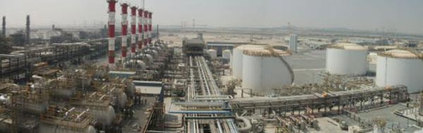 Ruwais oil refinery [Photo provided by Samsung Engineering Co.]