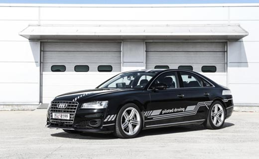 Is Audi A Foreign Car >> Audi Becomes First Foreign Auto Brand To Test Autonomous Car