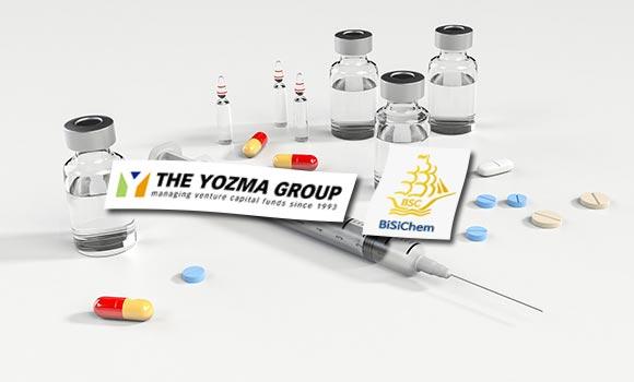 Israeli venture capital firm Yozma invests in Korean biotech startup