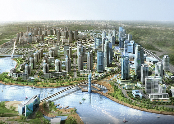 GS E&C's new city project back on track in Vietnam, stock at 52-week