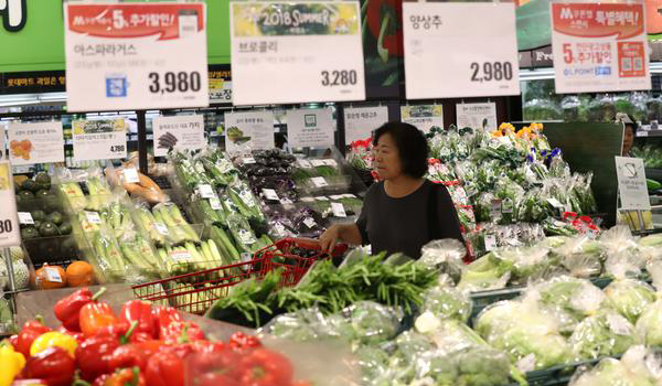 Korea S July Cpi Up 1 5 On Fuel And Food Costs From Heat Wave