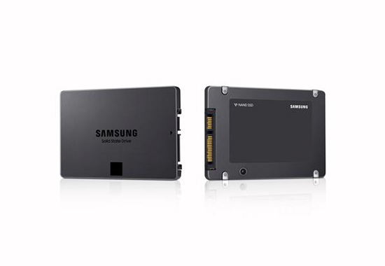4TB QLC SATA SSD. [Photo provided by Samsung Electronics Co.]