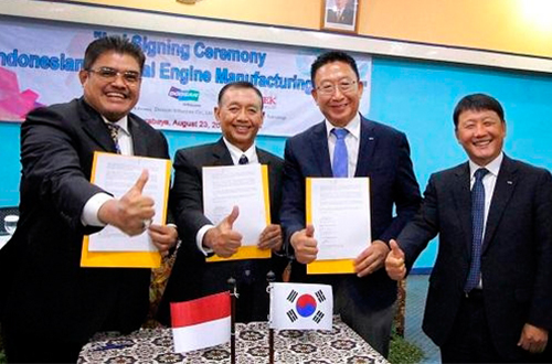 Doosan Infracore to join state-led diesel engine project in
