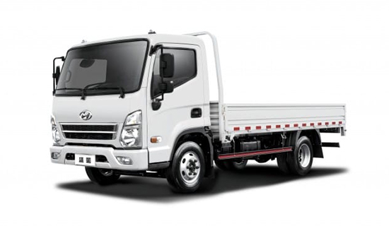 Hyundai Motor Co.`s Shengtu (Mighty). [Photo provided by Hyundai Motor Co.]