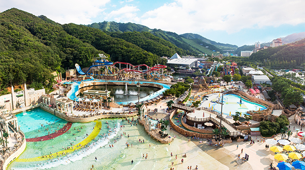 Daemyung Leisure Industry Co.`s Ocean World.
