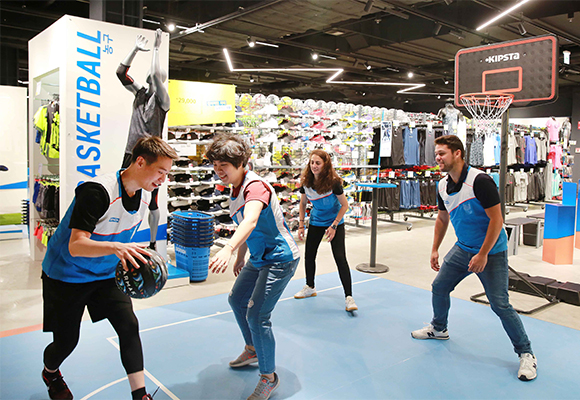 dd838a9a999 France's Decathlon to open first Korean store in Incheon this week ...