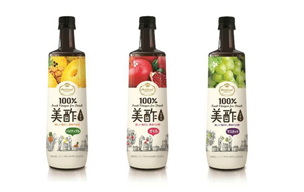 CJ CheilJedang's Petitzel vinegar drink hits $17 8mn sales
