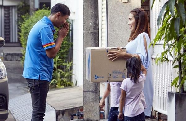 Korea's CJ Logistics vows to become No 1 courier service in