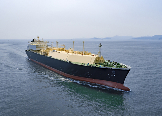Top Iul Carriers 2020.Dsme Wins 370 Mn Order To Build 2 Lng Carriers 매일경제