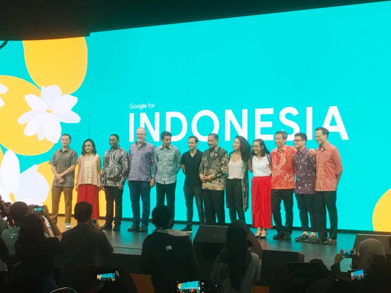 Google Launches New Products and Services for Indonesia