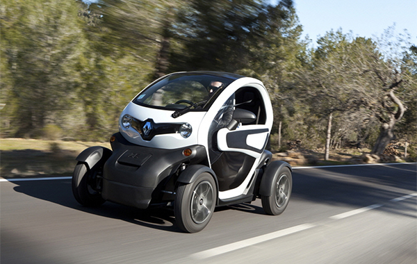 Renault Samsung Motors Corp.`s Twizy