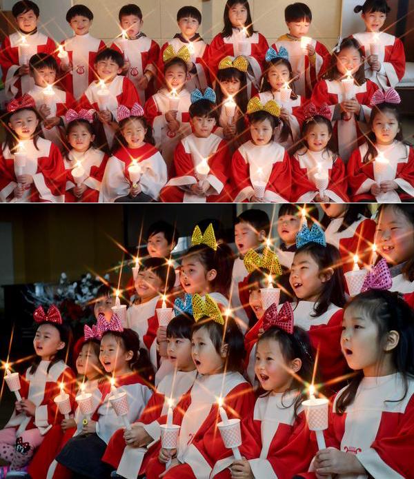 Christmas In Korea.S Korea Celebrates Christmas 매일경제 영문뉴스 펄스 Pulse
