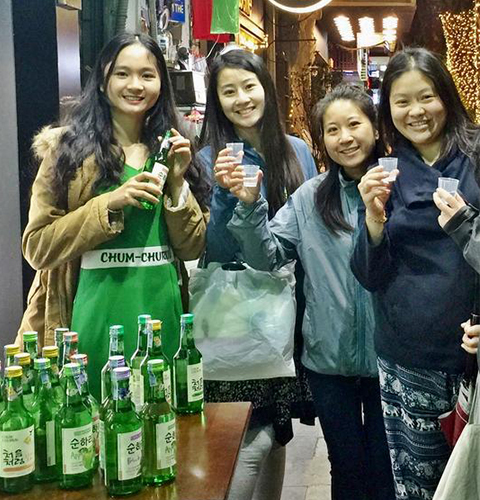 [Photo by Lotte Chilsung Beverage Co.]