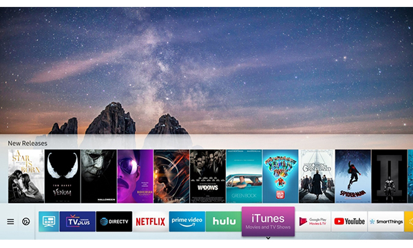 Samsung Smart TVs to add free channels to 80 in US, 40 in Germany