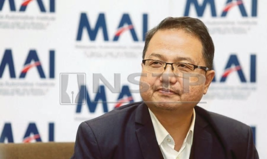 Malaysia Automotive Robotics and IoT Institute (MARii) chief executive officer Datuk Madani Sahari says the battery type would be similar battery used in Tesla car models in terms of size and energy retention. NST picture by Surianie Mohd Hanif.