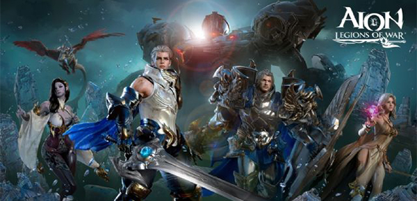 """NCSoft's mobile RPG """"Aion: Legions of War"""" available in 129"""