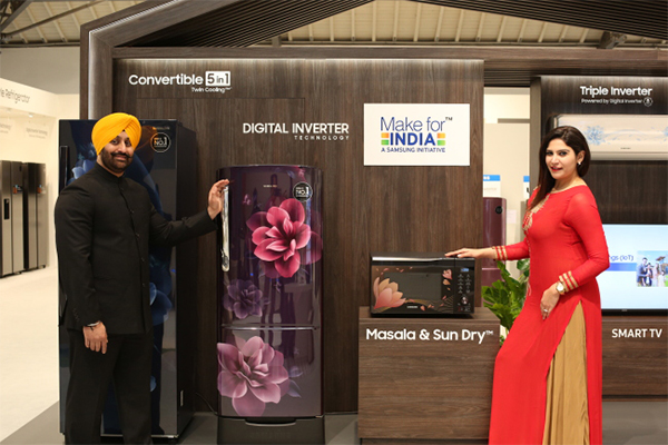 Samsung showcases India-specific home appliances at Samsung Forum