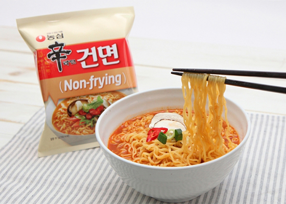 [Photo provided by Nongshim]