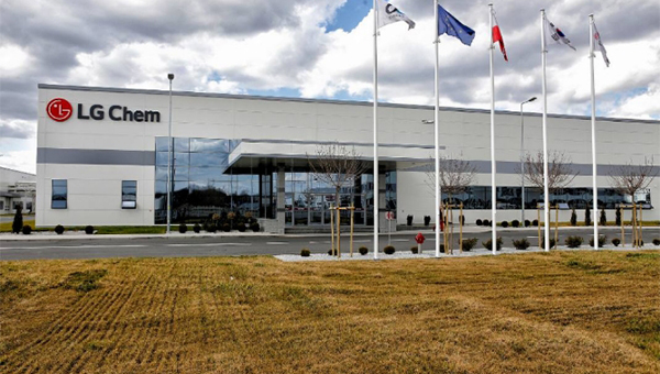 S  Korea's LG Chem to expand electric vehicle battery
